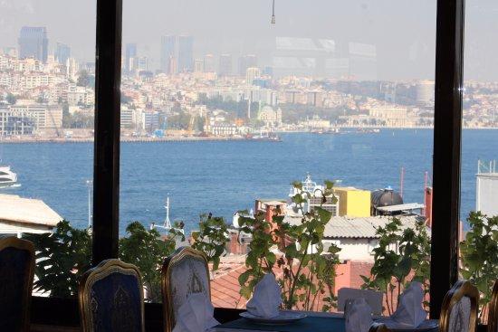 Roof Mezze 360 Istanbul Sultanahmet Restaurant