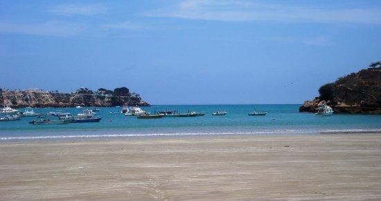 Ayangue, الإكوادور: Enseada calma