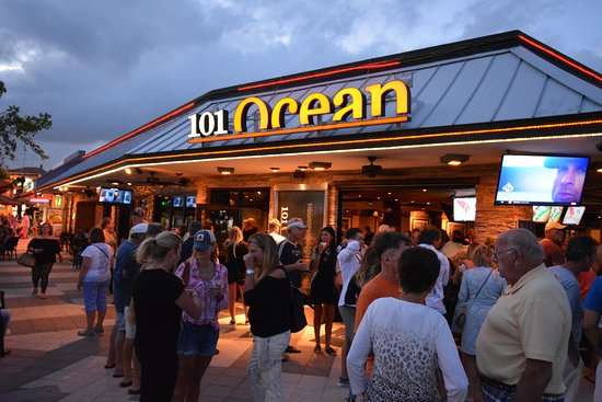 101 Ocean: Good food, Great fun.
