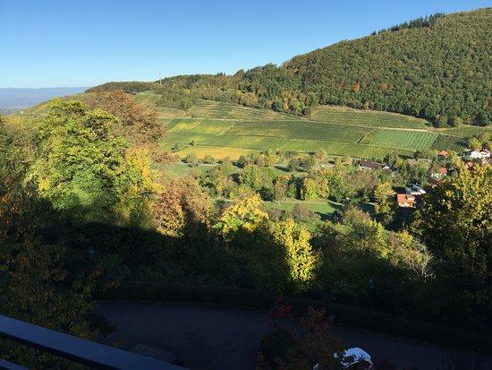 Hotel Schlossberg: Badenweiler Römerberg