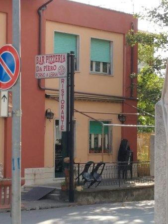 Giove, İtalya: Ristorante Da Piero