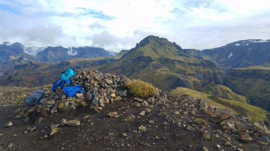 Hvolsvollur, Islandia: Thorsmork view