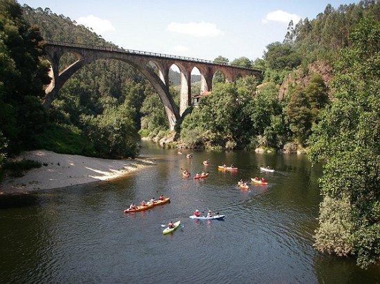 Sever do Vouga, Portugal: Ponte de Santiago