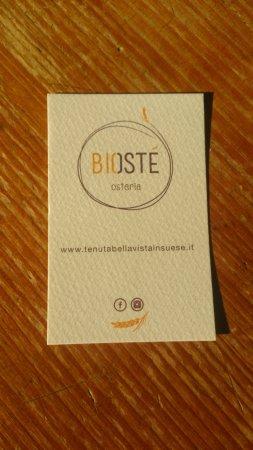 Guasticce, Italia: biglietto da visita
