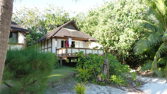 Vaimaanga, Isole Cook: Beachbungalow Nr. 8