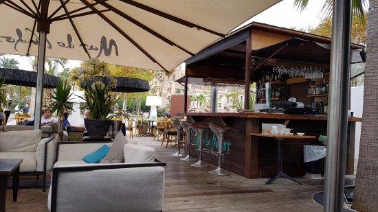 Mar de nudos palma de mallorca restaurant bewertungen for Ambiance cuisine nice