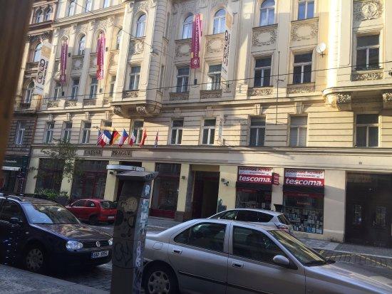 Hotel Caesar Prague: Un bel Albergo 😜