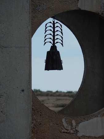 Arcosanti: Their bells are amazing