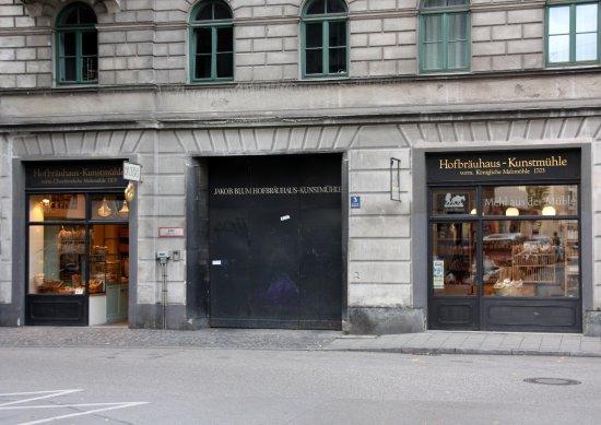 Kunstm Hle Gesch Ft Und B Ckerei Foto Di Hofbr Uhaus