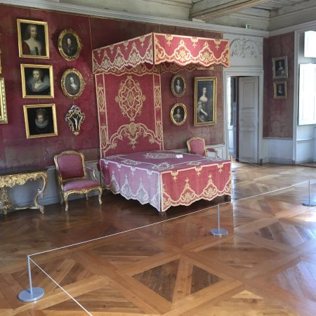 Camera Da Letto Picture Of Chateau Of Bussy Rabutin Bussy Le Grand Tripadvisor