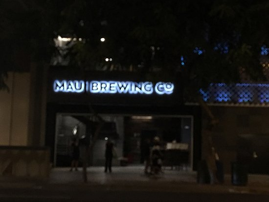 Maui Brewing Company: photo9.jpg
