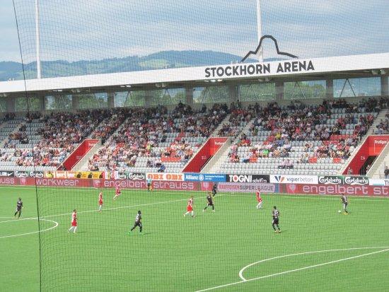 Thun, Schweiz: s arena