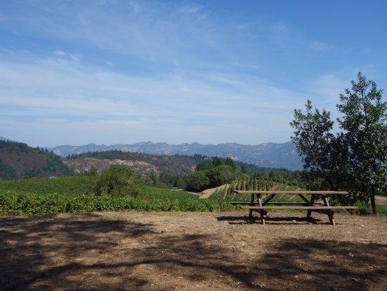 Santa Helena, Califórnia: Hilltop Picnic Area