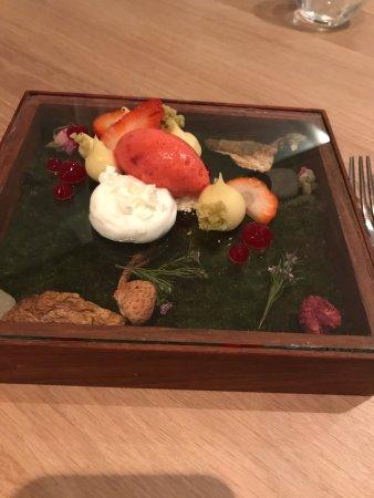 La Colombe: Tasting Menu course