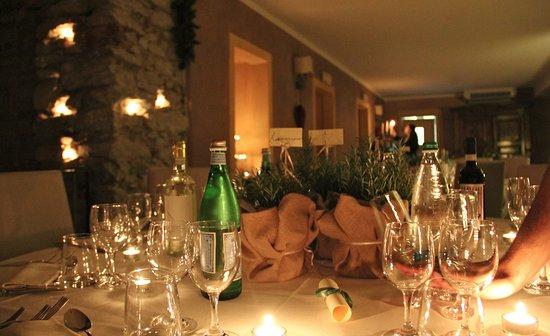 Cantalupa, อิตาลี: Il ristorante