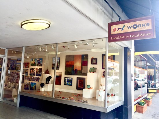 Grass Valley, CA: Art Works Gallery
