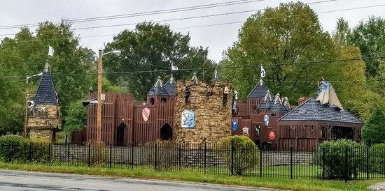 Carbondale, IL: Dungeons and Dragons Park