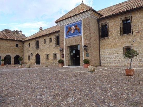 Parador De Carmona Spain Province Of Seville Hotel