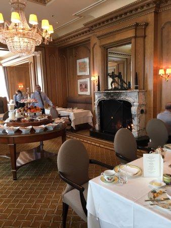 Regent Berlin Elegant Dining Room Used For Breakfast And Dinner