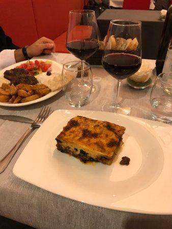 Parma atmosfera cucina tradizionale greca e nostrana for Cucina tradizionale