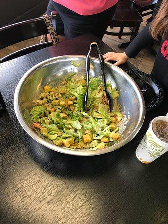 Nogales, AZ: Salad