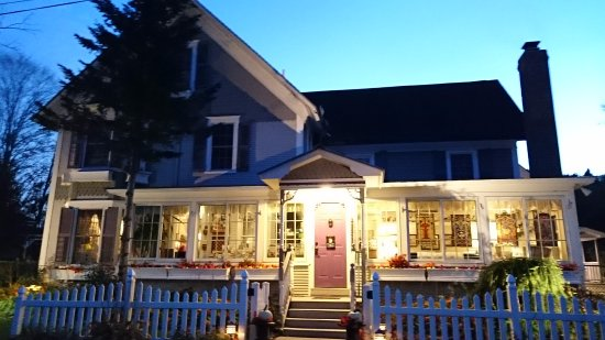 Montgomery Center, VT: the Phineas Swann B&B
