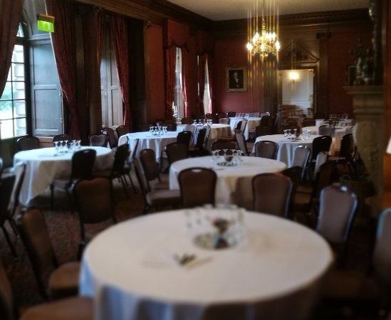 Crathorne, UK: Function room