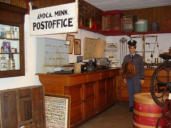 Slayton, MN: The museum has several exhibits relating to history of Murray County.