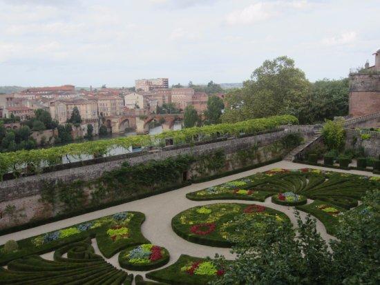 Les jardins de la berbie picture of les jardins de la for Le jardin des quatre saisons albi