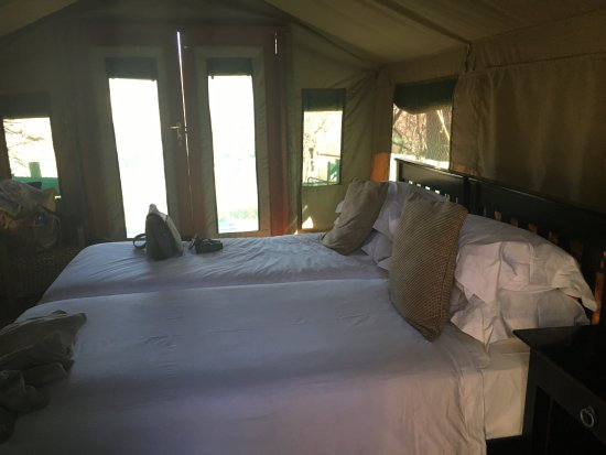 Mashatu Tent Camp Photo