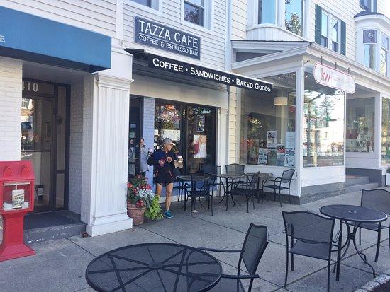 Tazza Cafe, Ridgefield CT