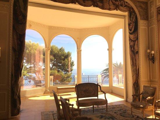 Room picture of villa jardins ephrussi de rothschild - Maison ephrussi de rothschild ...