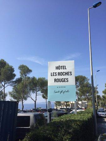 Bar Restaurant Les Roches Rouges