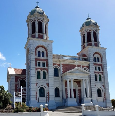 Timaru, Selandia Baru: Sacred Heart Basilica