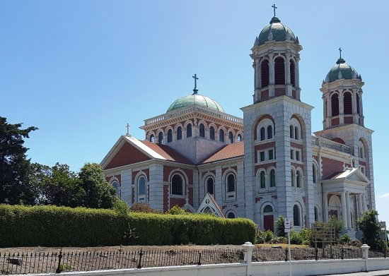 Timaru, New Zealand: Sacred Heart Basilica