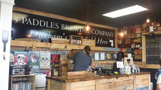 Five Paddles brewery