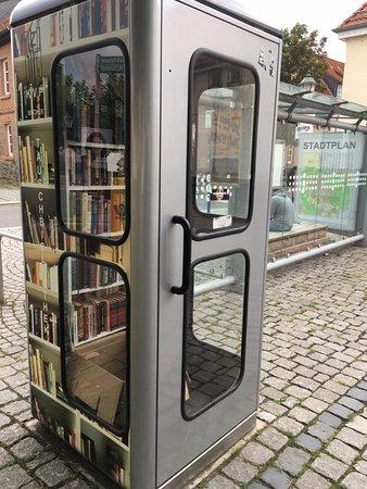 Hanau biblioteque