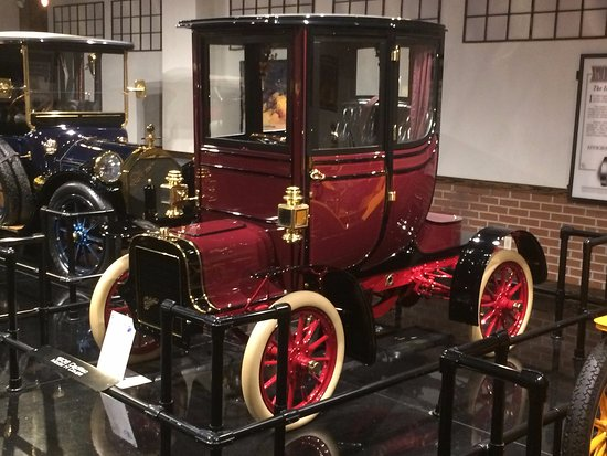 Gateway, CO: 1906 Cadillac Model H Coupe