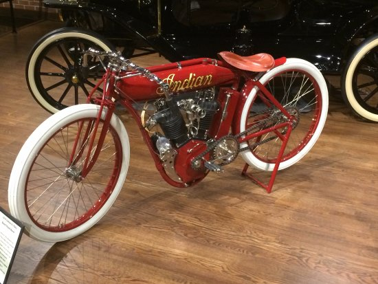 Gateway, CO: Indian motorcycle