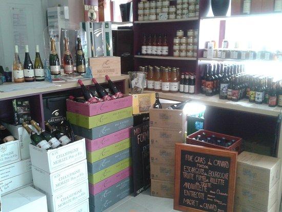 Restaurant Le Caveau De La Tour Bar Sur Seine