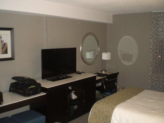 Waterfront Hotel Downtown Burlington : Zimmer 611