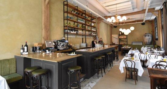 interieur - Picture of Restaurant BREDA, Amsterdam - TripAdvisor