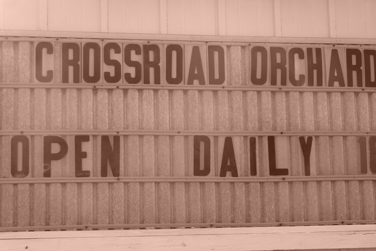 Miamisburg, OH:  Crossroad Orchard