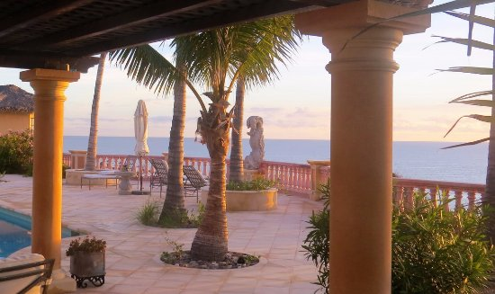 Los Frailes, Mexico: pool views