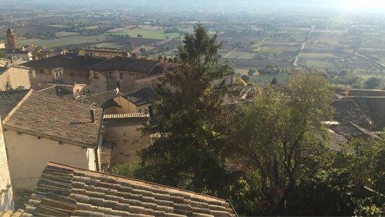 Hotel Posta Panoramic: Desde el balcón de la habitación