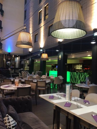 Mercure vanves porte de versailles restaurant millesime lounge omd men om restauranger - Restaurant porte de versailles ...