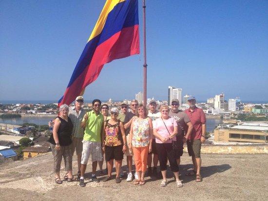 Cartagena Destiny Tours: We visit the peaks of Cartagena