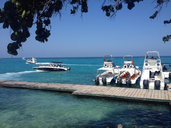 Cartagena Destiny Tours: Tour of Rosario Island