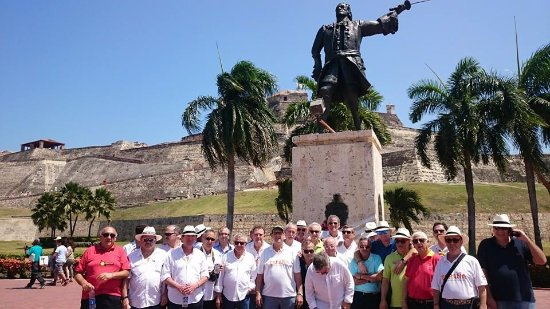 Cartagena Destiny Tours: Tour of Fortifications in Cartagena Bay