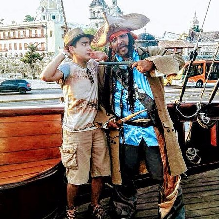 Cartagena Destiny Tours: The tour called the Night Walk with Pirate